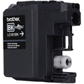 Brother (LC101BK) Black Ink Cartridge (300 Yield)
