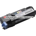 Compatible Dell 1320C, 1320CN High Yield Cyan Toner Cartridge (OEM# 310-9060) (2,000 Yield)