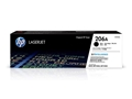 HP 206A Black Original LaserJet Toner Cartridge, W2110A