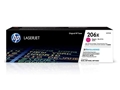 HP 206X High Yield Magenta Original LaserJet Toner Cartridge, W2113X