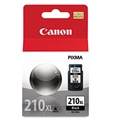 Canon (PG-210XL) Extra Large Capacity Black Ink Cartridge (401 Yield)