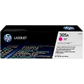 HP 305A (CE413A) Magenta Original LaserJet Toner Cartridge (2,600 Yield)