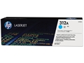 HP 312A (CF381A) Cyan Original LaserJet Toner Cartridge (2,700 Yield)