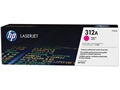 HP 312A (CF383A) Magenta Original LaserJet Toner Cartridge (2,700 Yield)