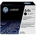 HP 64X (CC364X) Black Original LaserJet Toner Cartridge (24,000 Yield)