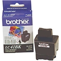 Brother (LC41BK) Black Ink Cartridge (500 Yield)