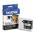Brother LC51HYBK Innobella High-Yield, Black