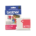 Brother (LC51M) Magenta Ink Cartridge (400 Yield)