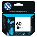 HP 60 (CC640WN) Black Original Ink Cartridge (200 Yield)