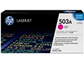 HP 503A (Q7583A) Magenta Original LaserJet Toner Cartridge (6,000 Yield)