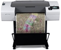 HP Designjet T790 24-in (610-mm) PostScript ePrinter specifications - CR648A