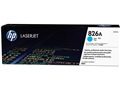 HP 826A (CF311A) Cyan LaserJet Toner Cartridge (31,500 Yield)