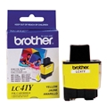 Brother (LC41Y) Yellow Ink Cartridge (400 Yield)