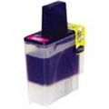 Compatible Brother (LC41M) Magenta Ink Cartridge (400 Yield)