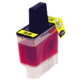 Compatible Brother (LC41Y) Yellow Ink Cartridge (400 Yield)