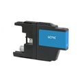Compatible Brother (LC71C) Cyan Ink Cartridge (300 Yield)