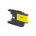 Compatible Brother (LC71Y) Yellow Ink Cartridge (300 Yield)