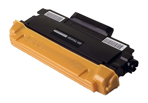 Compatible Brother (TN450) High Yield Toner Cartridge (2,600 Yield)