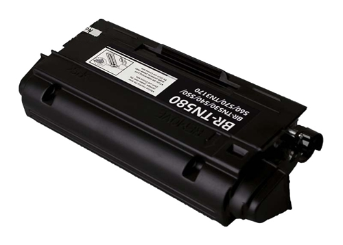 Compatible Brother (TN570) High Yield Toner Cartridge (6,700 Yield)