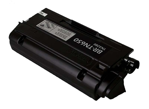Compatible Brother (TN650) High Yield Toner Cartridge (8,000 Yield)