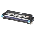 Dell 3110CN, 3115CN High Yield Cyan Toner Cartridge (OEM# 310-8094, 310-8397) (8,000 Yield)