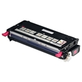 Dell 3110CN, 3115CN High Yield Magenta Toner Cartridge (OEM# 310-8096, 310-8399) (8,000 Yield)