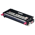 Dell 8,000 Page Magenta Toner Cartridge for Dell 3115cn Color Laser Printer