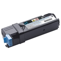 Dell 2150CN, 2150CDN, 2155CN, 2155CDN High Yield Cyan Toner Cartridge (OEM# 331-0716) (2,500 Yield)