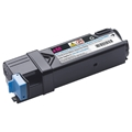 Dell 2150CN, 2150CDN, 2155CN, 2155CDN High Yield Magenta Toner Cartridge (OEM# 331-0717) (2,500 Yield)