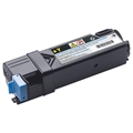 Dell 2150CN, 2150CDN, 2155CN, 2155CDN High Yield Yellow Toner Cartridge (OEM# 331-0718) (2,500 Yield)