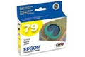 Epson (79) Claria High Capacity Yellow Ink Cartridge (800 Yield)
