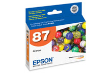 Epson (87) Orange Ink Cartridge