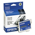 Epson (48) Black Ink Cartridge (630 Yield)