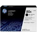 HP 80X (CF280XD) Black High Yield 2-pack Original LaserJet Toner Cartridges (13,800 Yield)