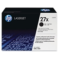 HP 27X (C4127X) Black LaserJet Toner Cartridge