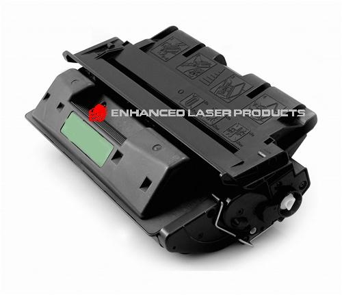 Compatible HP 61X (C8061X) Black LaserJet Toner Cartridge (10,000 Yield)