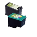 Compatible HP 96 Black/97 Tri-Color (C9353FN) 2-Pack Ink Cartridges (860 Black, 560 Tri-Color Yield)