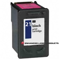 Compatible HP 21 (C9351AN) Black Ink Cartridge (190 Yield)