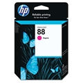 HP 88 (C9387AN) Magenta Original Ink Cartridge (1,000 Yield)