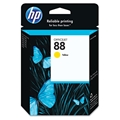HP 88 (C9388AN) Yellow Original Ink Cartridge (860 Yield)
