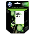 HP 88XL (C9396AN) High Yield Black Original Ink Cartridge (2,450 Yield)