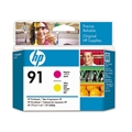 HP 91 (C9461A) Magenta/Yellow Printhead