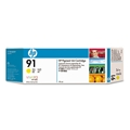 HP 91 (C9469A) Yellow Original Pigment Ink Cartridge (775 ml)