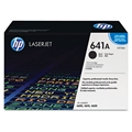 HP 641A (C9720A) Black Original LaserJet Toner Cartridge (9,000 Yield)