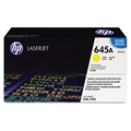 HP 645A (C9732A) Yellow Original LaserJet Toner Cartridge (12,000 Yield)