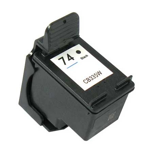 Compatible HP 74 (CB335WN) Black Ink Cartridge (200 Yield)