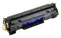 Compatible HP 35A (CB435A) Black LaserJet Toner Cartridge (1,500 Yield)