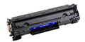 Compatible HP 36A (CB436A) Black LaserJet Toner Cartridge (2,000 Yield)