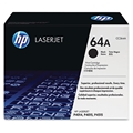HP 64A (CC364A) Black Original LaserJet Toner Cartridge (10,000 Yield)