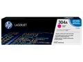 HP 304A (CC533A) Magenta Original LaserJet Toner Cartridge (2,800 Yield)